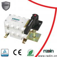 Wholesale Reliance Generator Transfer Switch Manual , Open Type Manual Changeover Switch from china suppliers