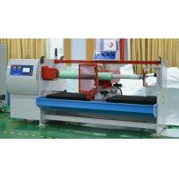 Best Double Side Fabric Roll BOPP Tape Cutting Machine 380V 50HZ With High Speed wholesale
