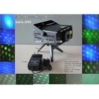 Buy cheap Green and red laser stage light from wholesalers