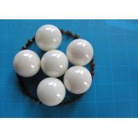 Wholesale ZrO2 Ceramic Plain Bearings Ball Anti-Canker No Magnetism  Isolation For Electricity from china suppliers