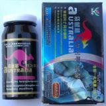 Wholesale Australia Kangaroo Essence Sex Enhancement Pills Sexual Medicine 10 Tablets Penis Enlargement from china suppliers
