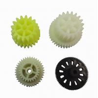Wholesale Pom Spur Precision Plastic Gears Straight Tooth Gear Injection Plastic Modling Type from china suppliers