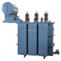 Customized Oil Filled Power Transformer Pouring Type Form For Buildings