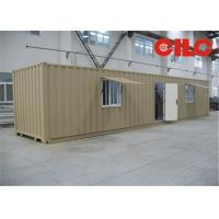 Buy cheap Flexible Modified Shipping Containers Prefabricated Shipping Container House from wholesalers