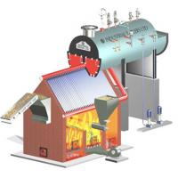 Buy cheap biomass fuel fired boiler from wholesalers