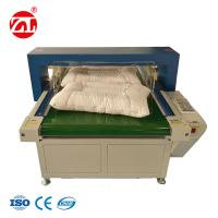 Wholesale PLC Touch Screen Textile Industrial Metal Detector for Shoes , Pillow from china suppliers