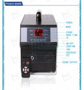 Best Latest Specially Designed Homeuse Digital Ozone Generator 5g/Hr wholesale
