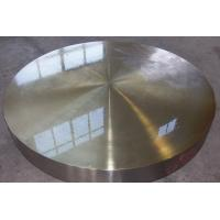 ASTM B564 Incoloy 800 / UNS N08800 / 1.4876 Corrosion Resistant Forged Nickel Alloy Disc