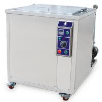 360 L Boil Water Ultrasonic Cleaner Machine , Metal Parts Ultrasonic Cleaning Bath Quick Clean Oil Grease