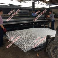 Wholesale Flattened Expanded Metal Sheet 48x96 from china suppliers
