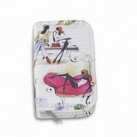 Wholesale Manicure and Pedicure Set, Made of PU Leather, with Velvet Lining from china suppliers