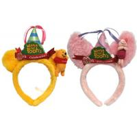 Wholesale Winnie The Pooh Plush Ears Headband from china suppliers