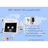 2 In 1 Face Lift 3D HIFU Machine High Intensity Focused Ultrasound 110V - 220V Voltage for sale