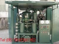 China Sell Transformer Oil Purifier Weather Proof Plant for sale