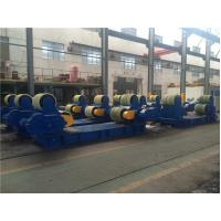 Best 150T Welding Pipe Turning Rolls , Auto Adjusted Tank Rotators VFD Control wholesale