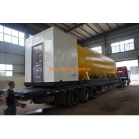 China APDT Steel Diesel Storage Tank Insulation For Drilling Rig Site on sale