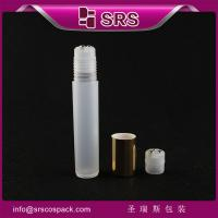 Wholesale high quality plastic bottle 12ml shin cream roller bottle from china suppliers