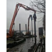 China Small Volume Concrete Pile Driving Equipment Low Noise During Construction on sale