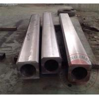 Petrochemical Industrial Stainless Steel Forgings 250T , Cylinder Piston Flange Forgings