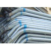 Wholesale Hot Dipped Pre Galvanized Round Pipe Greenhouse Use Strong Corrosion Resistance from china suppliers