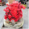 original truck motor Cummins truck engine ISBE4+185 Cummins dieesl engine ISB4.5 CM850 for sale