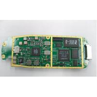 Wholesale Multilayer Printed Circuit Board Assembly, Six Layer PCB for Mobile Phone from china suppliers