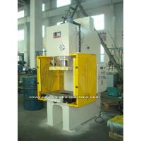Wholesale PLC Drive Sheet Hydraulic C Type Hydraulic Press Machines 100T with Large Capacity from china suppliers