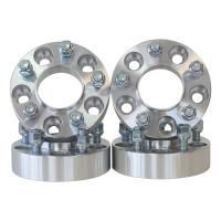 3 (1.5 per side) 5x4.5 HUBCENTRIC Wheel Spacers Wrangler TJ Cherokee for sale