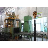 Wholesale Blast Cleaning Equipment / Automatic Shot Blasting Machine Roller Way Type from china suppliers