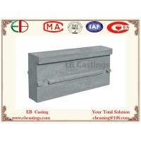 Wholesale ISO 21988JN HBW555XCr27Mo High Cr Cast Iron Impact Plates for Impact Crushers EB19033 from china suppliers