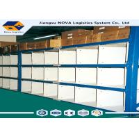 Wholesale Archive Home Garages Longspan Shelving Cold Rolling Steel With Step Beams from china suppliers