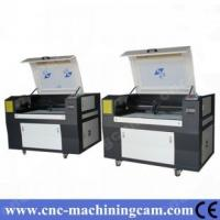 China ZK-6090-60W laser cutting and engraving machine with up down table on sale