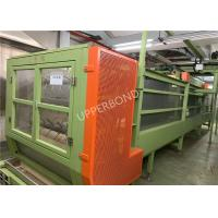 China GJB9001 Double - Deck Silo For Tobacco Primary Processing Threshing Line Two Distributing Modes for sale