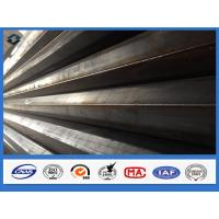 11m Q345 Polygonal Hot dip Galvanized Electric Transmission Steel Pole