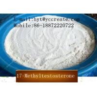 High Purity Testosterone Steroids CAS 58-18-4 17-Methyltestosterone