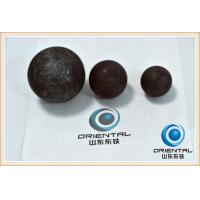 High combined efficiency grinding Mill Balls , forged grinding ball For Mining