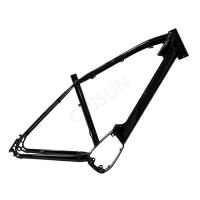 Integrated Battery Aluminum Road Bike Frame XC Hardtail Riding Style