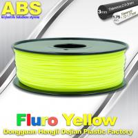 Wholesale Fluorescent ABS 3d Printer Filament ABS 3D Printing Material For Desktop Printer from china suppliers