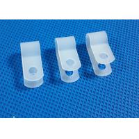 Best 3.3mm - 50mm CUC cable Nylon Plastic Cable Clamp Plastic Fastener 94V-2 R Type wholesale