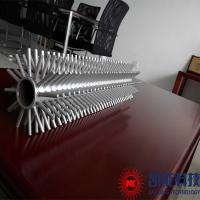 China Pin Tubes Self Cleaning Boiler Accessories Enhanced Heat Transfer Element for sale