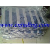 pe laminated color strips tarpaulin