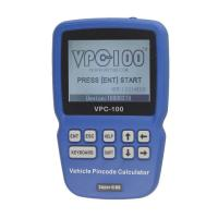 China VPC-100 HandHeld Vehicle Pin Code Calculator With 500 Tokens Update Online on sale