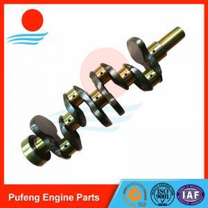 Wholesale YANMAR 4TNE84 4TNE88 engine crankshaft 129407-21000 for Komatsu excavator from china suppliers