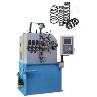 Best Simplified Setup Spring Coiling Machine 125*95*170 Cm Diameter 1.2 Mm To 4.0 Mm wholesale