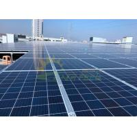 Wholesale Various Styles Roof Mount Solar Racking , Ground Mounted PV Systems Fast Installation from china suppliers