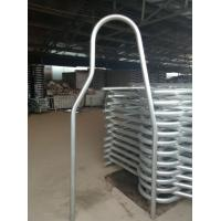 China Pre Galvanized Steel Free Stalls For Dairy Cows , Free Stall Dividers Anti Corrosion for sale