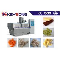 Wholesale Stainless Steel Puff Corn Snack Food Extruder Machine Puff Snack Extruder from china suppliers