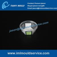 Wholesale Plastic china IML thin wall injection mold system, 4 cavities IML thin wall mold, IML mold from china suppliers