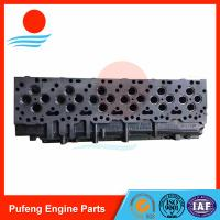 Wholesale Cummins motor spare parts manufacturer in China, 6CT common rail cylinder head for automobile and excavator from china suppliers