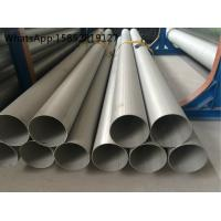 Best Large Diameter ASTM A312 Stainless Steel Pipe TP316L or DIN 1.4404 Stainless Steel Tube wholesale